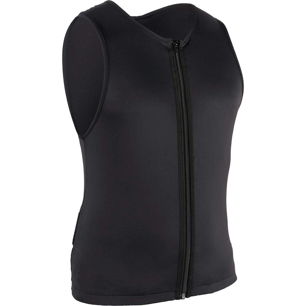 Shred Optics Back Protector Flexi Vest Zip Black, L