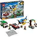 Lego City Mountain River Heist