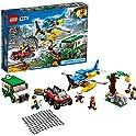 Lego City Mountain River Heist