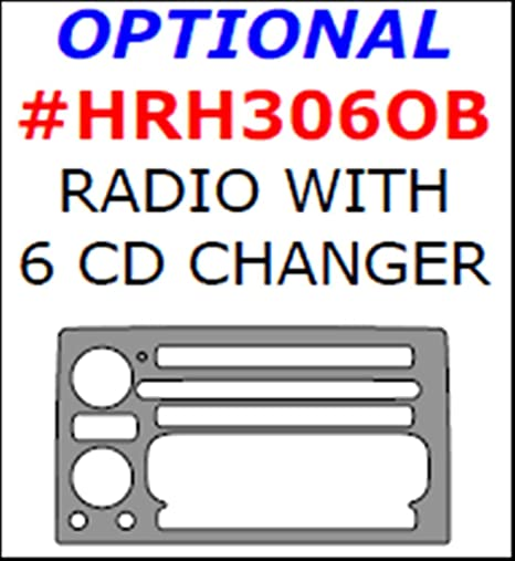 Amazon.com: WOW Trim ITEM# HRH306OB-RRBCF Hummer H3 ...