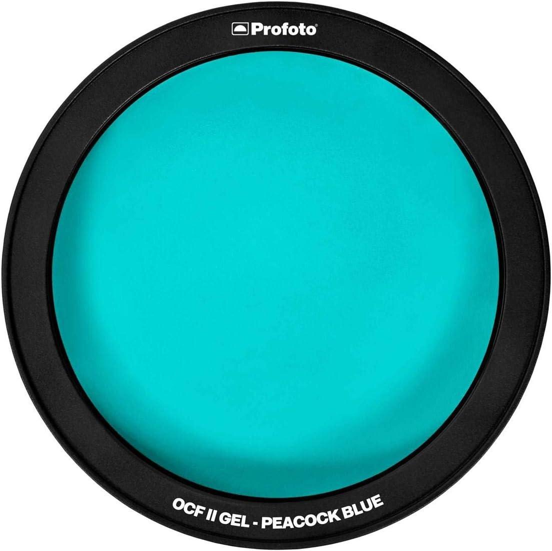 Peacock Blue Profoto Off Camera Flash II Gel OCF