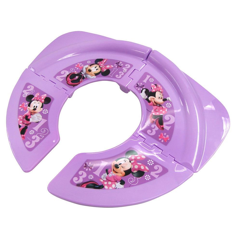 Minnie Boutique Travel/Folding Potty Disney 56728