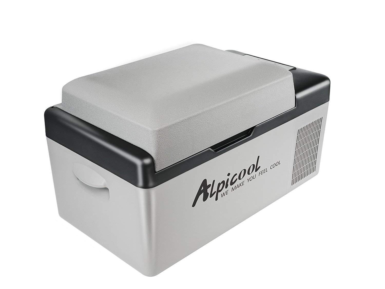 ZZKK Refrigerador Portable, Coche, Turck, RV, Barco, Mini ...