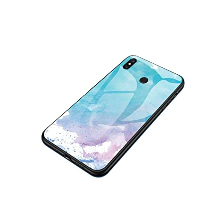 Amazon.com: Cristal de lujo para Xiaomi Mi Mix 2 2S S S ...