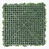 "Sunnyglade 12 Pieces 20""x 20"" Artificial Boxwood"