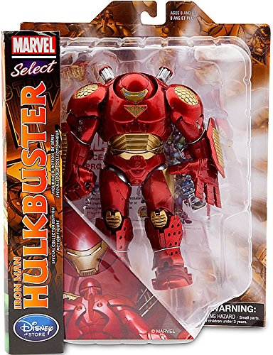 Marvel Disney Avengers Select Hulkbuster Exclusive 8 Action Figure