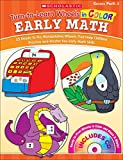 img - for Turn-to-Learn Wheels in Color: Early Math: 25 Ready-to-Go Manipulative Wheels That Help Children Practice and Master Key Early Math Skills book / textbook / text book