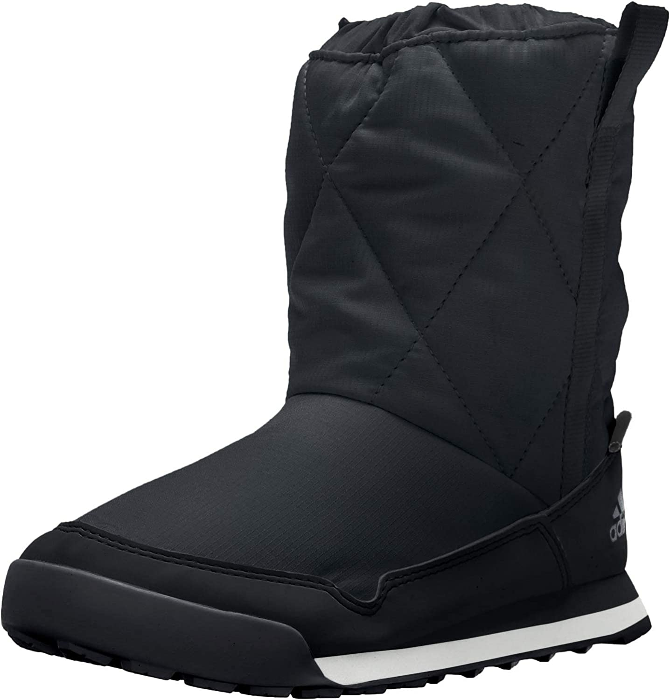 [adidas outdoor] ユニセックス・キッズ CW SNOWPITCH SLIP-ON CP K カラー: グレー