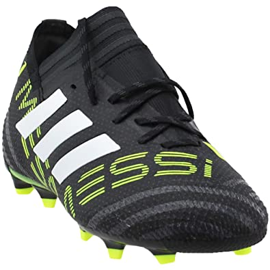 promo code 8d1c9 22d5d adidas Nemeziz Messi 17.1 Youth Firm Ground Cleats  CBLACK  (1.5)