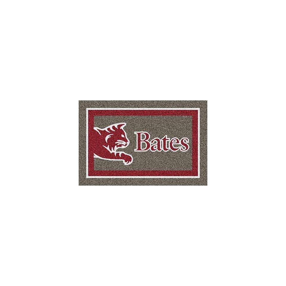 Bates Bobcats 4 x 6 Team Door Mat