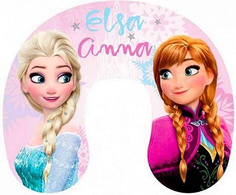 Disney Frozen Frozen de cuello cojín almohada de viaje para ...