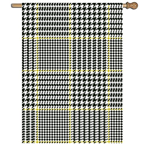 Calibre Life Scottish Glen Plaid Home Flags Sided Banner Garden Flag 2737 -