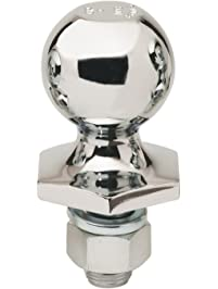 "Reese Towpower 7008300 2"" Chrome Steel Interlock Hitch Ball"