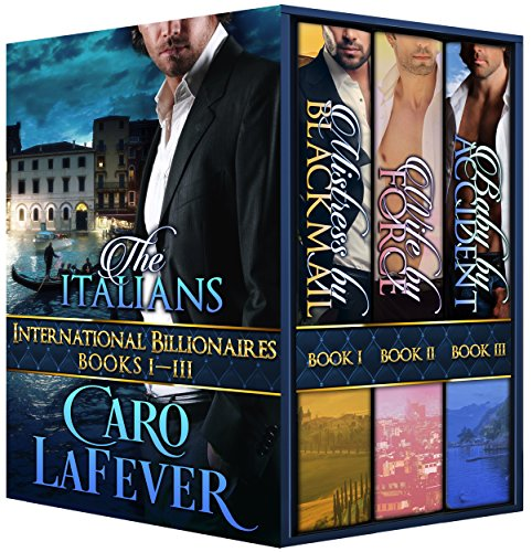 International Italian (The Italians: International Billionaires: Books I-III)