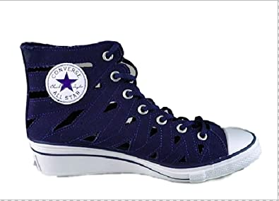 8c09ec788080 Image Unavailable. Image not available for. Color  Converse New Chuck Taylor  542536c Hi-Ness Cutout ...