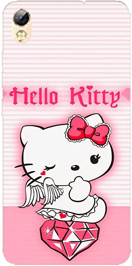 buy popular dffad f5f33 HICOVERS Hello Kitty Best Designer Printed Soft: Amazon.in: Electronics