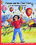 Paloma and the Dust Devil at the Balloon Festival, Marcy Heller, 1929115199