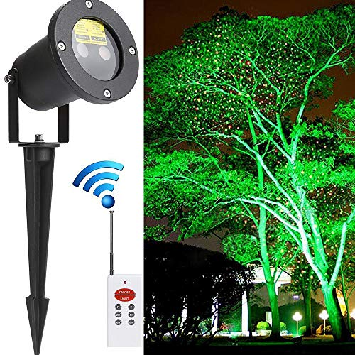 Outdoor Holiday Laser Light Projector in US - 7