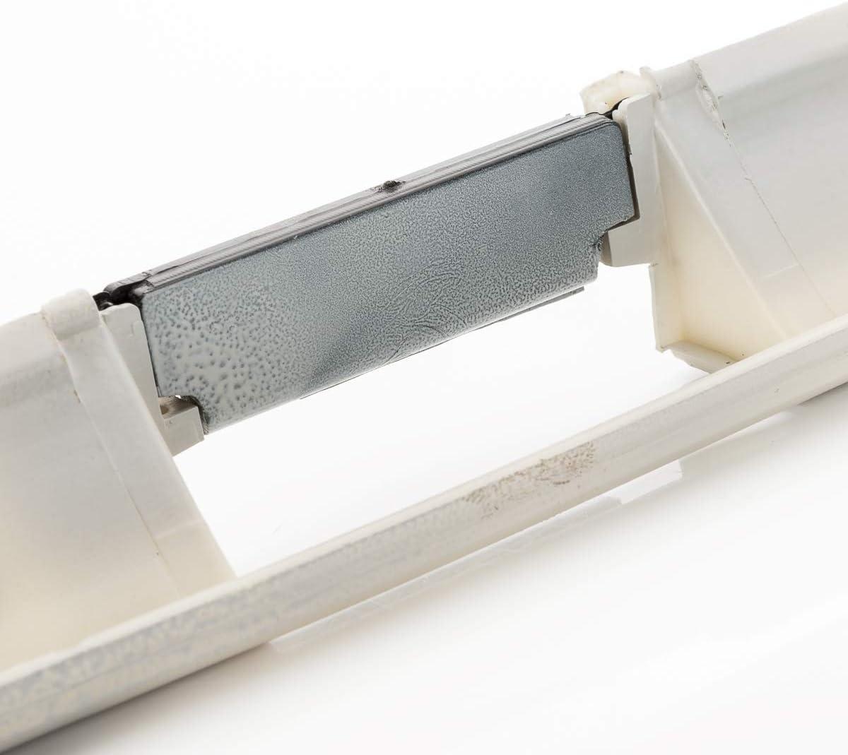 LST Griffleiste Kofferraum Heckklappenleiste Abdeckung POLO CLASSIC 6KV2