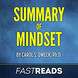 Summary of Mindset by Carol Dweck Audiobook