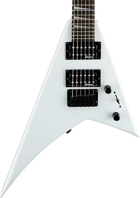 Jackson JS 1 x Rhoads Minion guitarra eléctrica – color blanco ...