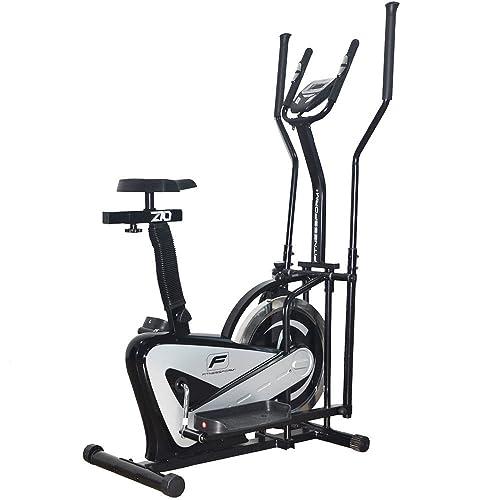 Fitnessform® ZGT® Z10 Cross Trainer 2-in-1 Fitness Elliptical Exercise Bike (New Model)