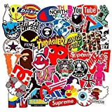 Street Fashion Sticker Decals(101pcs), BENYU Laptop Vinyl Stickers for Waterbottle,Hydro Flask,Snowboard,Luggage,Motorcycle,iPhone,MacBook,Wall,DIY Party Supplie Patches Decal