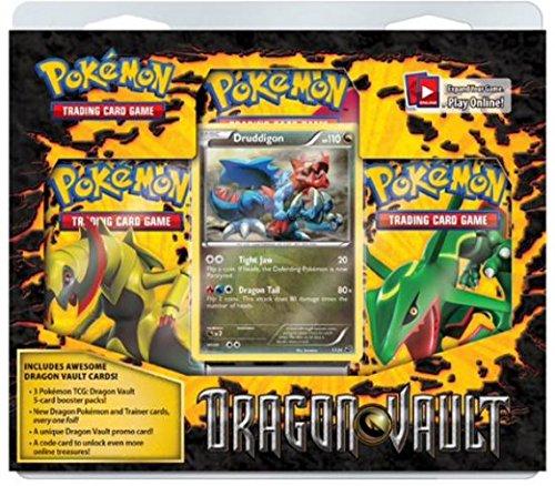 Pokemon Dragon Vault Blister Spiel Spiel Blister a62843