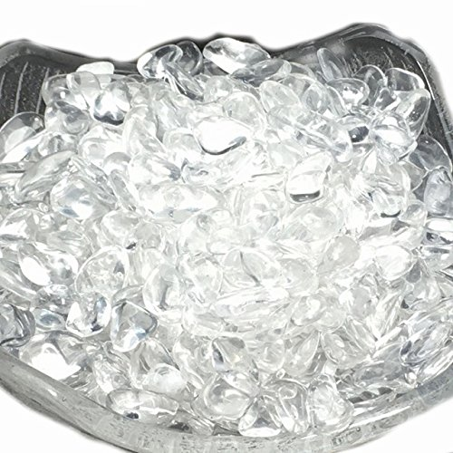 水晶さざれ 10kg AAA 浄化さざれ 水晶 鑑別済 クリスタル ヒマラヤ産 天然石 パワーストーン  ネイルやオルゴナイトなど色々な用途で使える B00NKY3VY0  - -