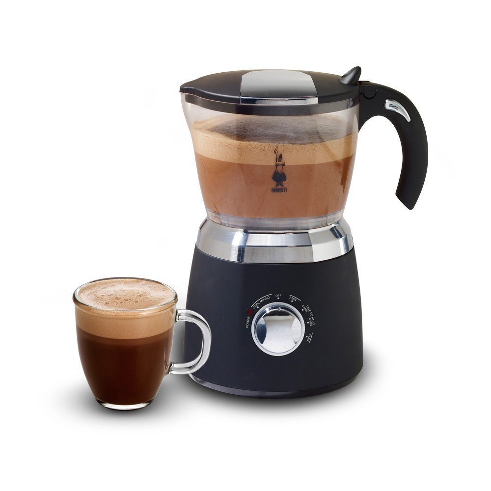 Amazon.com: Bialetti Hot Chocolate Maker & Milk Frother: Electric ...