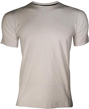 T Large Ea7 Marque Shirt Épaule Armani Blanc Emporio Xxx gyf7bIY6v