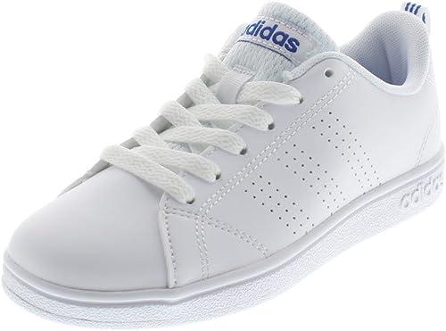 adidas Vs Advantage Clean K, Chaussures de Gymnastique Mixte Enfant