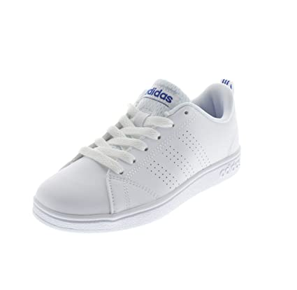 Adidas VS Advantage Clean K, Zapatillas de Deporte Unisex Niño, Blanco (Blanco/