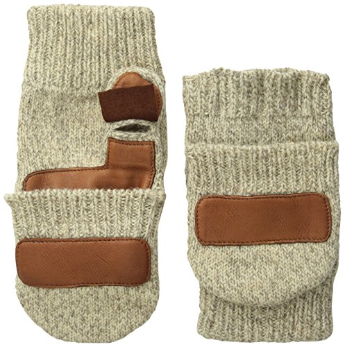 Layer Mitten (FoxRiver Men's Four Layer Glomitt, Brown Tweed, Medium)