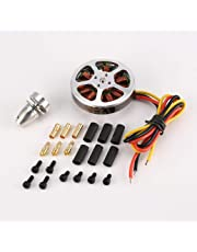 Vige Motores sin Cepillo de Aluminio del Alto par de OCDAY 110g 5010 360KV para ZD550 ZD850 RC Multicopter Quadcopter