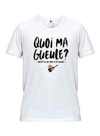 Ce Gueule A T Kss Qu'elle Shirt Message Ma Qu'est Homme DYeW29bEIH