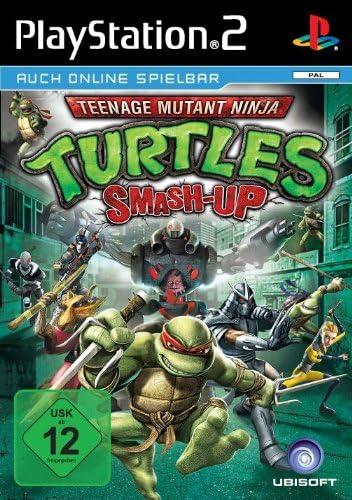 Amazon.com: Teenage Mutant Ninja Turtles - Smash-Up: Video Games