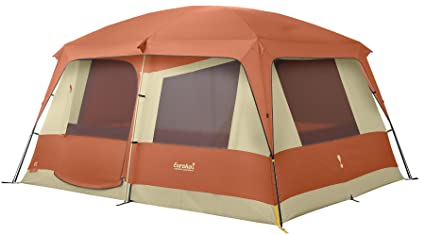 Eureka Copper Canyon 8 -Person Tent  sc 1 st  Amazon.com & Amazon.com : Eureka Copper Canyon 8 -Person Tent : Family Tents ...