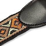 Makanu Ukulele Strap Adjustable In Various Length with Straps Easy to Use Fits Any Ukulele Sizes