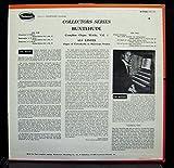 ALF LINDER BUXTEHUDE ORGAN WORKS VOL 1 vinyl record