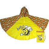 Bugzz - Poncho impermeabile per bambini