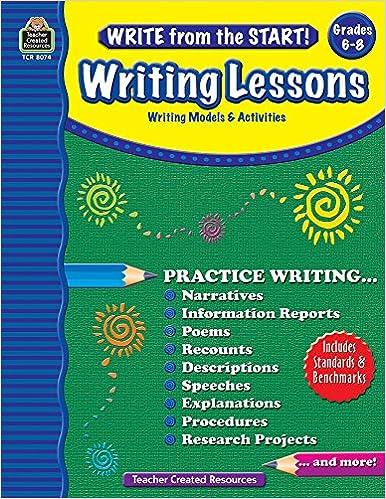 ??DOC?? Write From The Start! Writing Lessons Grd 6-8. Ylvis Gateway Peugeot gestorum funda