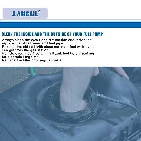 Amazon.com: Fuel Pump A7182M for various Dodge Ram truck 1500 04-08/2500 05-09/3500 05-08 compatible with E7182M: Automotive
