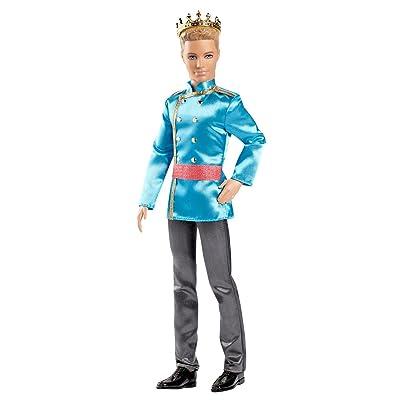 Mattel Barbie - BLP31 - Poupée - Barbie Le Prince