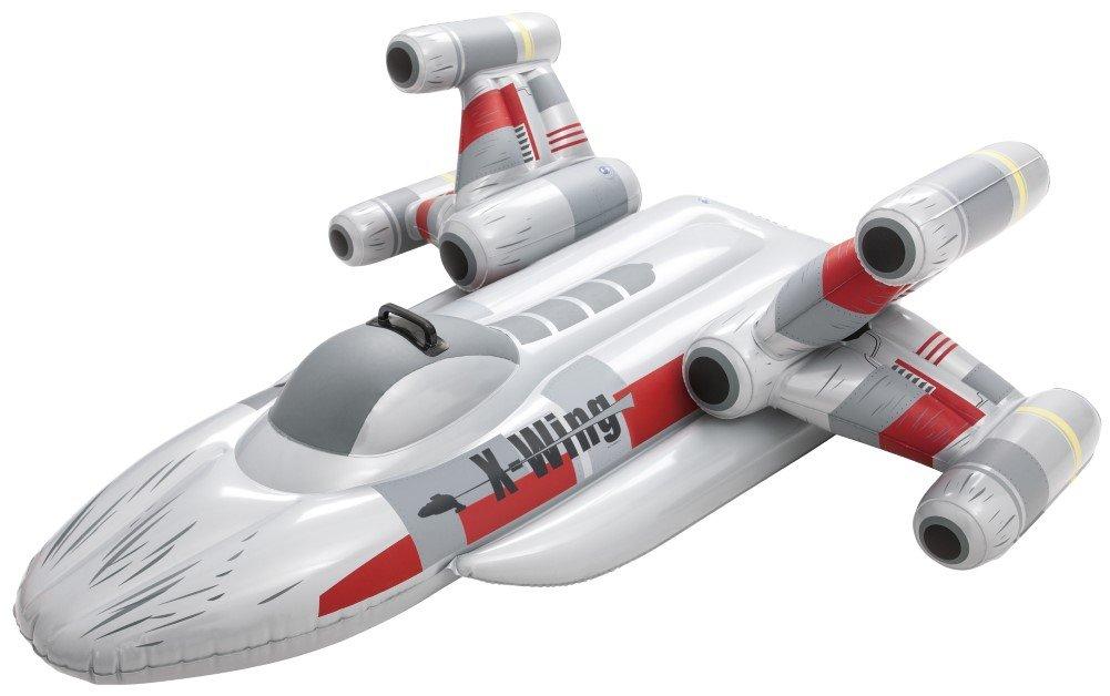 Nave Espacial Hinchable Bestway Star Wars X-Fighter Rider