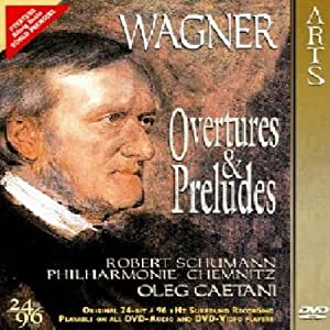 Overtures & Preludes (DVD Audio)