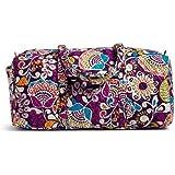 Vera Bradley XL Duffel Travel Bag (Plum Crazy)