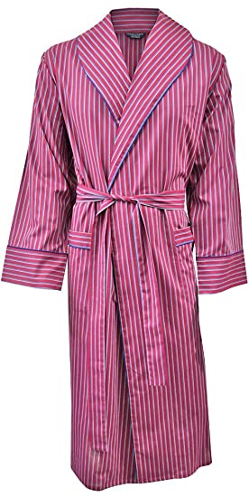 Image Unavailable. Image not available for. Colour  Lloyd Attree   Smith Men s  Lightweight Cotton Dressing Gown ... 0e039a1a1d53