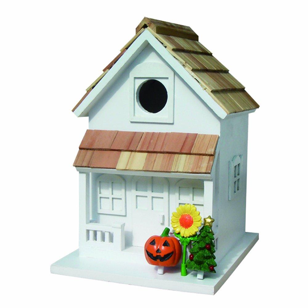 Home Bazaar Little Season's Tweeting's Birdhouse