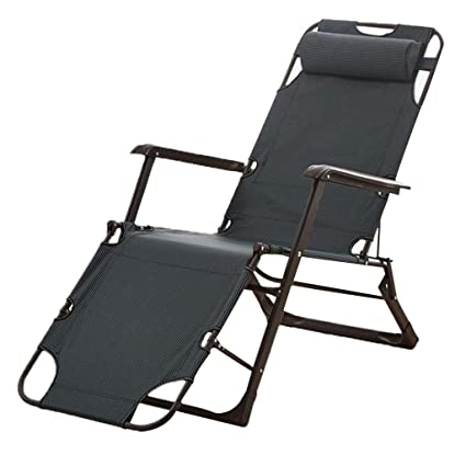Pleasant Amazon Com Relaxer Sling Chairs Reclining Garden Chair Creativecarmelina Interior Chair Design Creativecarmelinacom